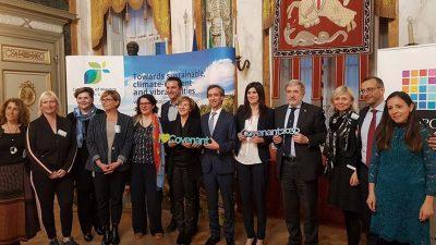 Grad Rijeka svečano pristupio Sporazumu gradonačelnika za klimu i energiju