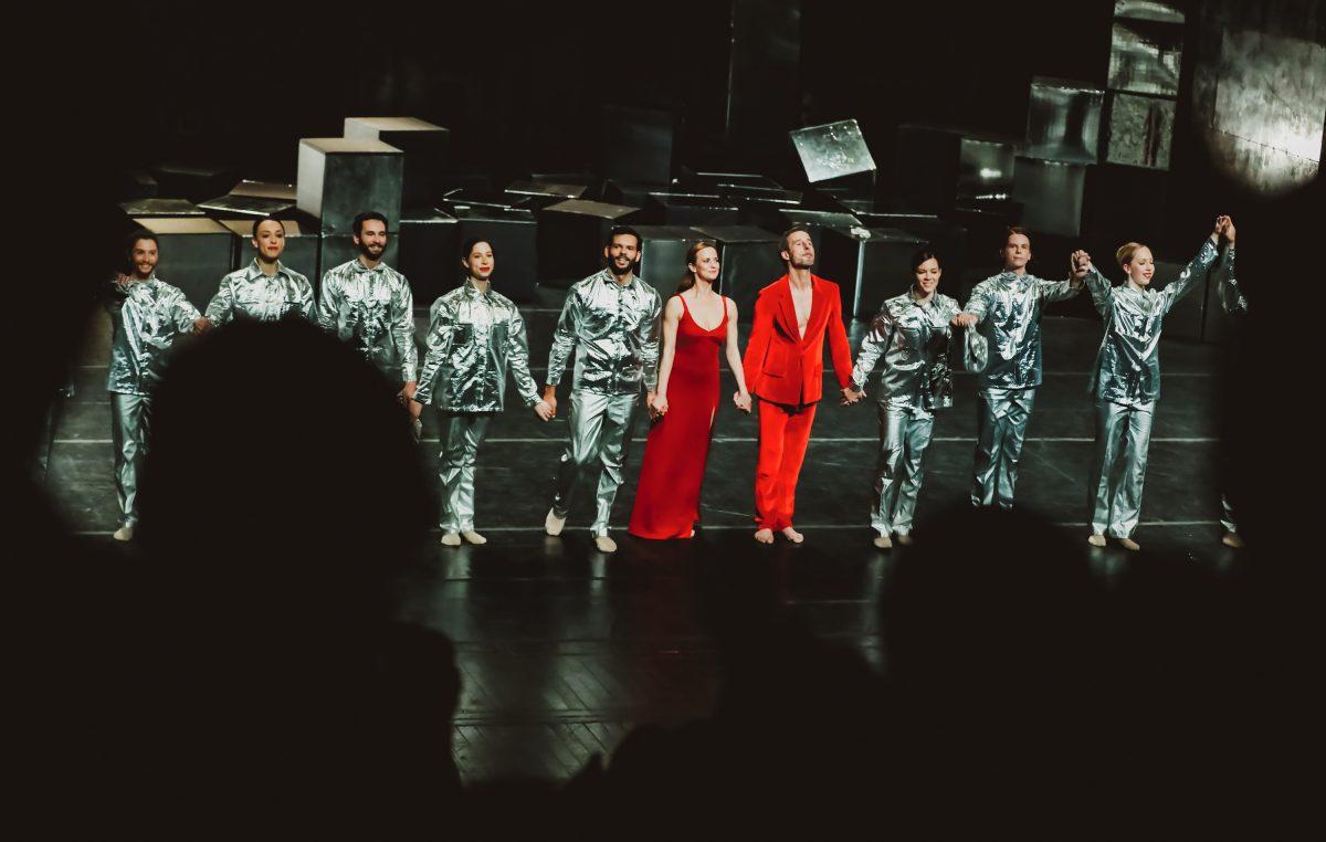 Riječki balet 'Heroj je umoran' zatvorio 30. muzički biennale Zagreb uz fantastične reakcije publike: 'Genijalno, brutalno!'