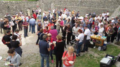 'Dan vina i pršuta' održat će se 1. svibnja u predivnom grobničkom Kaštelu