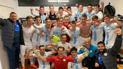 Juniori Rijeke pobjedom otvorili nastup na jakom međunarodnom turniru u Švicarskoj