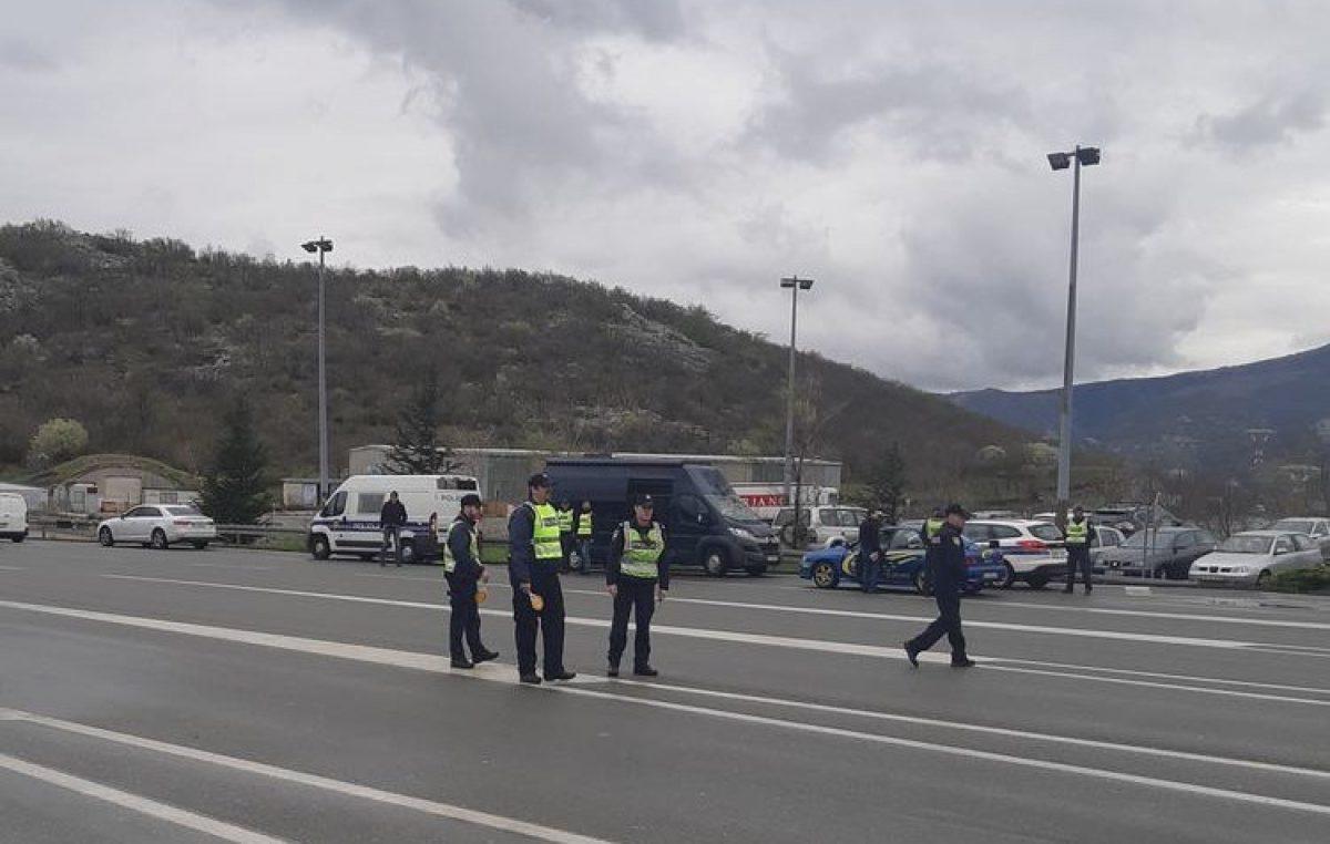 Policija je provela kontrolu na autocesti A6: Svaki treći vozač u prekršaju zbog prevelike brzine