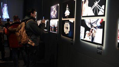 Izložbom LADO/RELJEFI/TRAGOVI i PPMHP se uključio u obilježavanje 70. godina umjetničkog djelovanja ansambla LADO