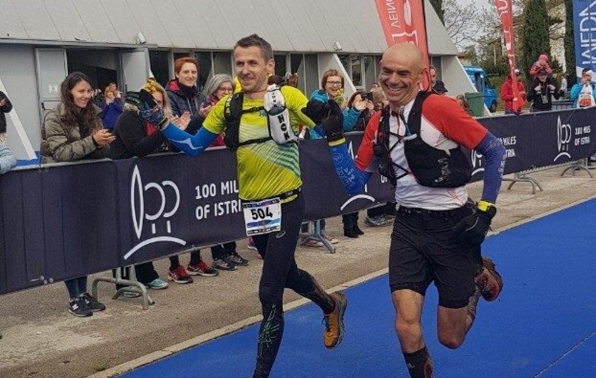 Marin Mandekić prvak Hrvatske u trailu