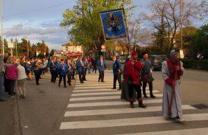 Polaganjem vijenaca palim borcima započeli Dani Trsata, sutra se održava otvorenje uz svečani defile