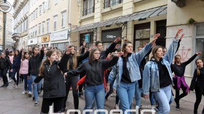 Posebni, rasplesani prosvjed – Mladi plesači i plesne skupine obilježili Međunarodni dan plesa