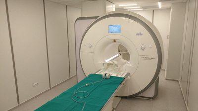 FOTO U KBC-u Rijeka pušten u pogon novi uređaj za magnetsku rezonanciju vrijedan više od 7 milijuna kuna