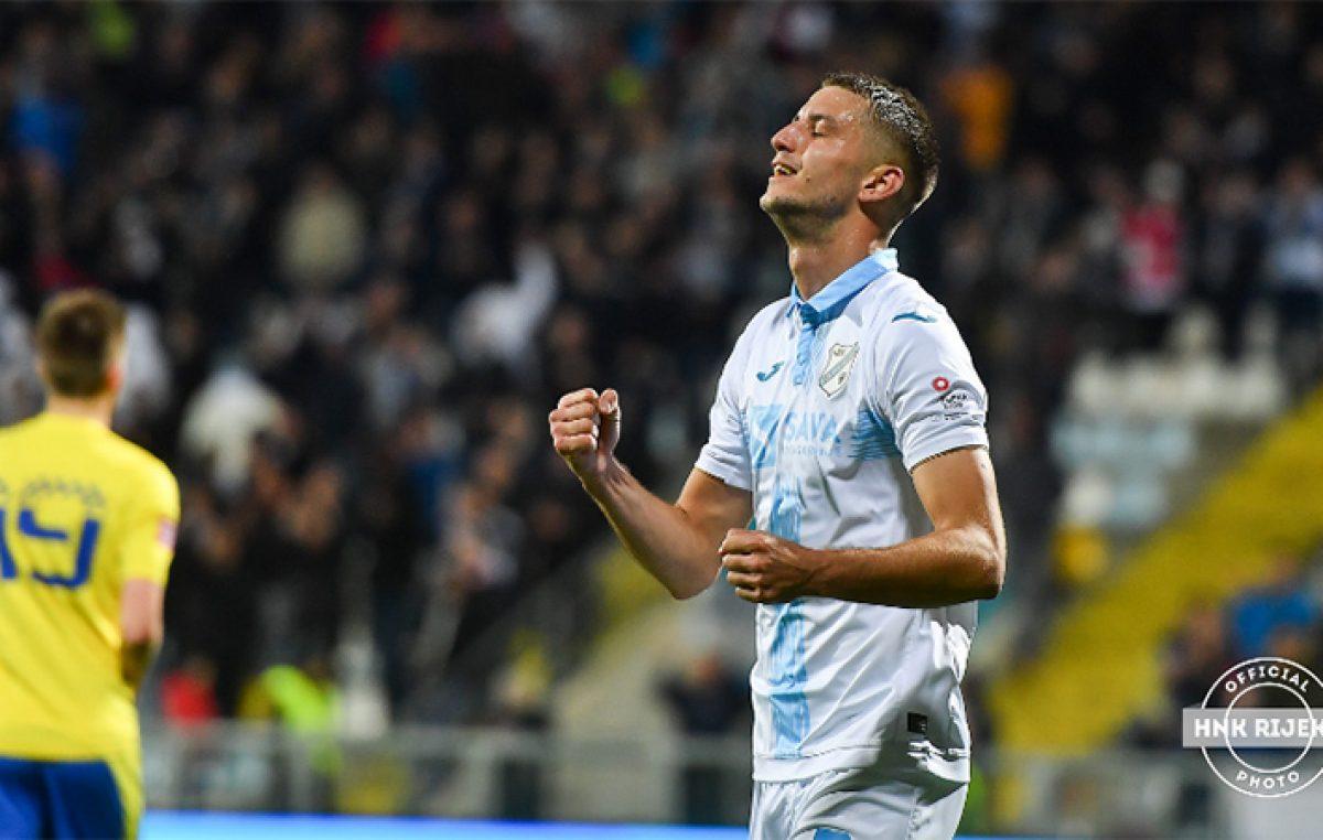 VIDEO Jakov Puljić četverostruki strijelac u utakmici s Interom: Najbitnije je da Rijeka pobjeđuje