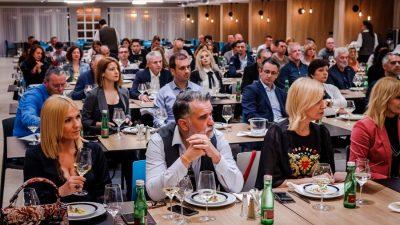 Wine Vip Event sutra u hotelu Bonavia okuplja domaću kulinarsku, ugostiteljsku i vinarsku kremu