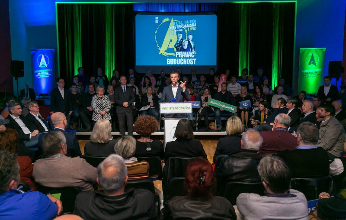 FOTO Amsterdamska koalicija predstavila dio programa o proširenju Unije i eurozone – Hrvatska može profitirati od proširenja Unije