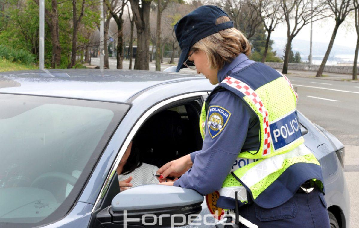 Završena akcija pojačanog nadzora prometa: Policija kaznila čak 1.342 vozača i putnika za razne prometne prekršaje