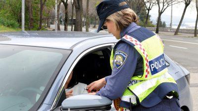 Tjedno izvješće o prometu: jedna osoba teže ozlijeđena