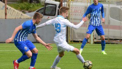 Mlađe kategorije HNK Rijeka – Pobjede juniora i pionira, remi kadeta