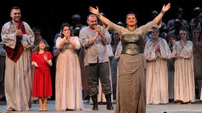 Obnovljena Bellinijeva Norma: Debi nacionalne prvakinje Kristine Kolar oduševio publiku