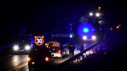 Tragedija u Matuljima – Na autocesti kraj restorana Dina smrtno stradao pješak