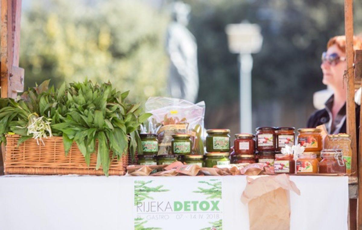 Vrijeme je za osvježenje tijela uz zdrave namirnice i samoniklo bilje – Ove subote počinje gastromanifestacija Rijeka Detox