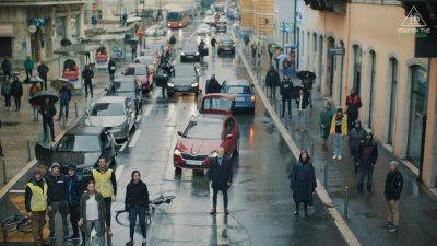 VIDEO Pogledajte kako Rijeka izgleda u biciklističkom spotu za Škodu snimanom u 'havariranoj' Adamićevoj