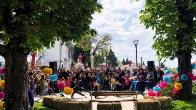 FOTO/VIDEO Održano drugo izdanje manifestacije Uskrs u Kostreni