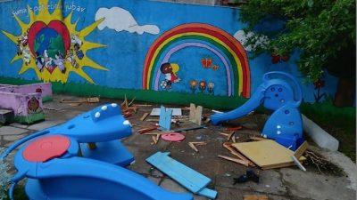 Nekažnjeno uništavanje gradske imovine: Dosad samo jedna kazna od 1.000 kuna, i to za – grafit