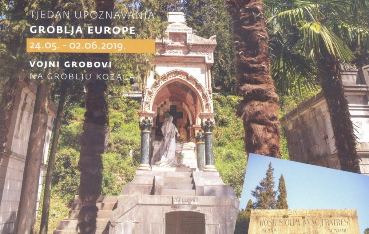 Rijeka i ove godine domaćin Tjedna upoznavanja groblja Europe