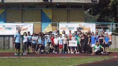 Djeca iz Rijeke sudjelovala na Međunarodnom dječjem sportskom eventu u Bugarskoj