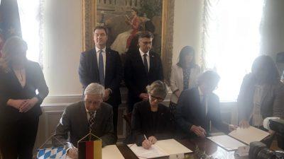 Sveučilište u Rijeci dogovorilo akademsku suradnju s bavarskim Sveučilištem u Regensburgu