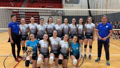 Juniorke HAOK Rijeka viceprvakinje Hrvatske
