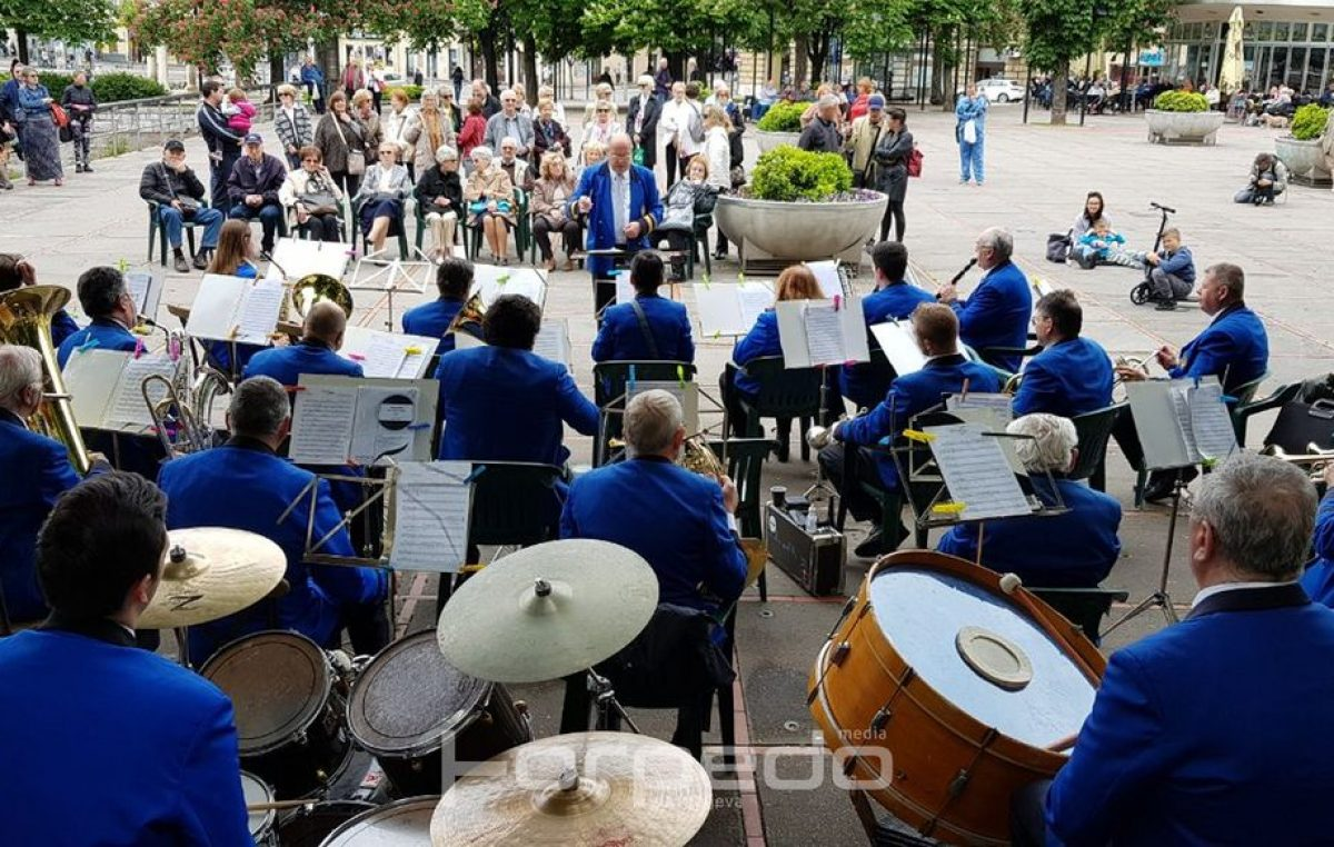 Sutra će na Titovom mostu Gradska glazba Trsat održati drugi promenadni koncert