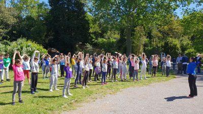 Edukativnim i rekreativnim aktivnostima u Parku Mlaka obilježen Međunarodni dan tjelesne aktivnosti