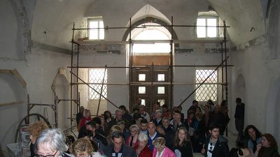 Obilazak Palače šećerane zainteresirao velik broj građana