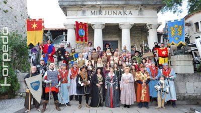 Povratak Frankopana na Trsat – Velika srednjovjekovna bitka za gradinu oduševila brojne gledatelje