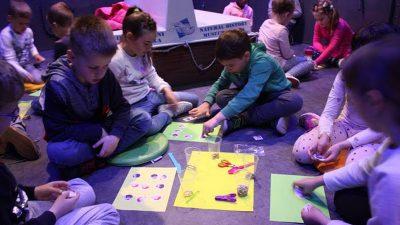 Prirodoslovni muzej Rijeka organizirao radionice za djecu predškolske i osnovnoškolske dobi