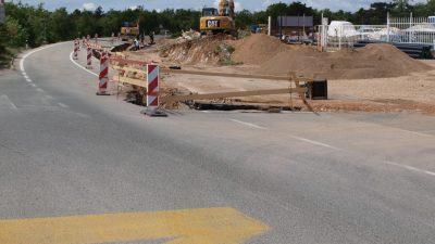 Velika ulaganja u komunalnu infrastrukturu: Kostrena obnavlja rotore, gradi nove ceste i širi nogometno igralište