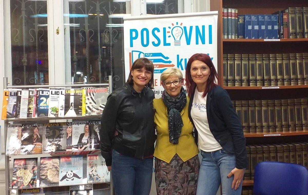 Prepreka kao prilika za poslovni uspjeh: Uzbudljiva priča o uspjehu poduzetnice Azre Ćatić inspirirala Riječanke