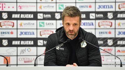 VIDEO Igor Bišćan i Domagoj Pavičić najavili sutrašnji dvoboj dvije najbolje momčadi HNL-a: Dobar rezultat uvijek je najbolja motivacija