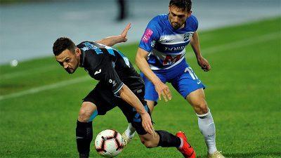 VIDEO Ivan Tomečak nakon poraza u Osijeku – Žalostan sam zbog poraza, ali to je nogomet