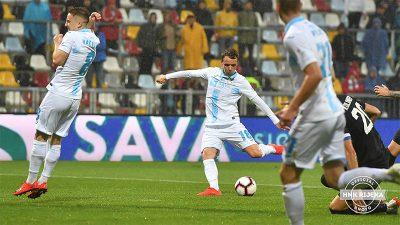 VIDEO Robert Murić, strijelac za pobjedu protiv Lokomotive – U finalu Kupa ići ćemo 200 posto da osvojimo trofej