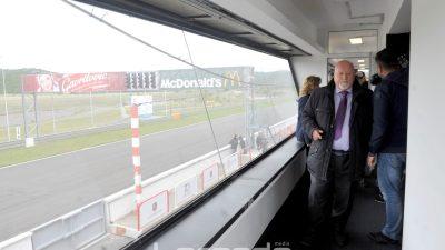 Predstavljena 1. faza uređenja centralne zgrade koja obuhvaća nove urede i Race control Room @ Automotodrom Grobnik