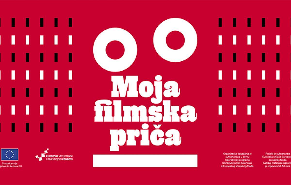 """Završnim svečanostima u petak i subotu past će završna klapa projekta """"Moja filmska priča"""" riječkog Art kina"""