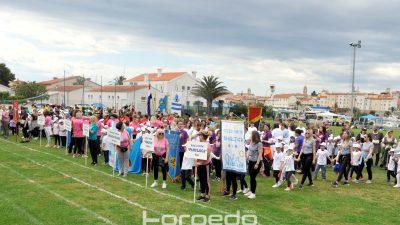 FOTO Olimpijada dječjih vrtića okupila više od 400 malih sportaša iz čitave županije