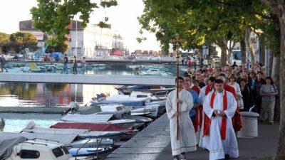 Procesijom, misom i predavanjem Josipa Jurčevića obilježava se Dan sv. Ivana Nepomuka