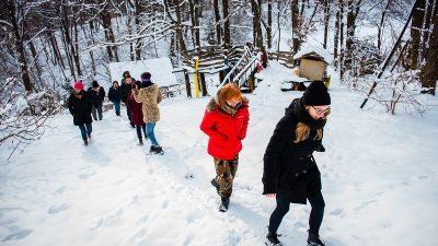 """Promocija digitalne pjesničke zbirke """"Tragovi u snijegu: sjeme za budućnost"""" u Rijeci"""