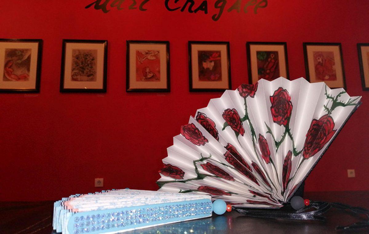 Popratni program Chagallove izložbe u Rijeci kreće ove subote likovnom radionicom 'Chagallova lepeza ljubavi'