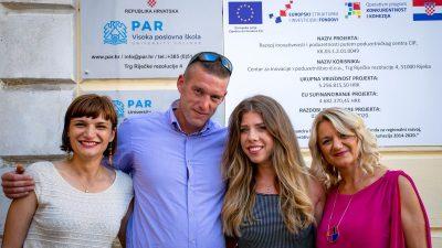 Umjesto jedne, dodijeljene dvije stipendije za Visoku poslovnu školu PAR – Dobitnici Iva Benić i Andrej Horvat
