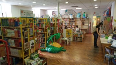 Od ponedjeljka s radom počinje i Dječji odjel Stribor Gradske knjižnice Rijeka