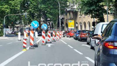 Stižu kazne za 'neposlušne'! Policija najavila stroge kontrole novih prometnih rješenja u Krešimirovoj
