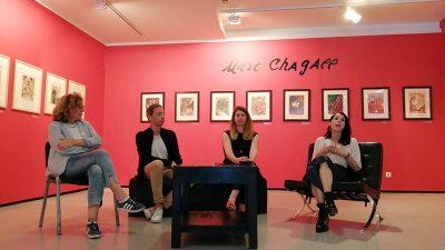 Chagallovo riječko ljetovanje u Galeriji Kortil završava 4. rujna