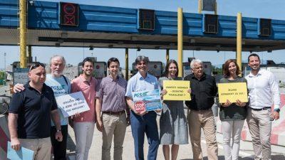 Umjesto ukidanja, mostarina od danas još skuplja – PGS uputio Vladi apel za besplatan Krčki most!