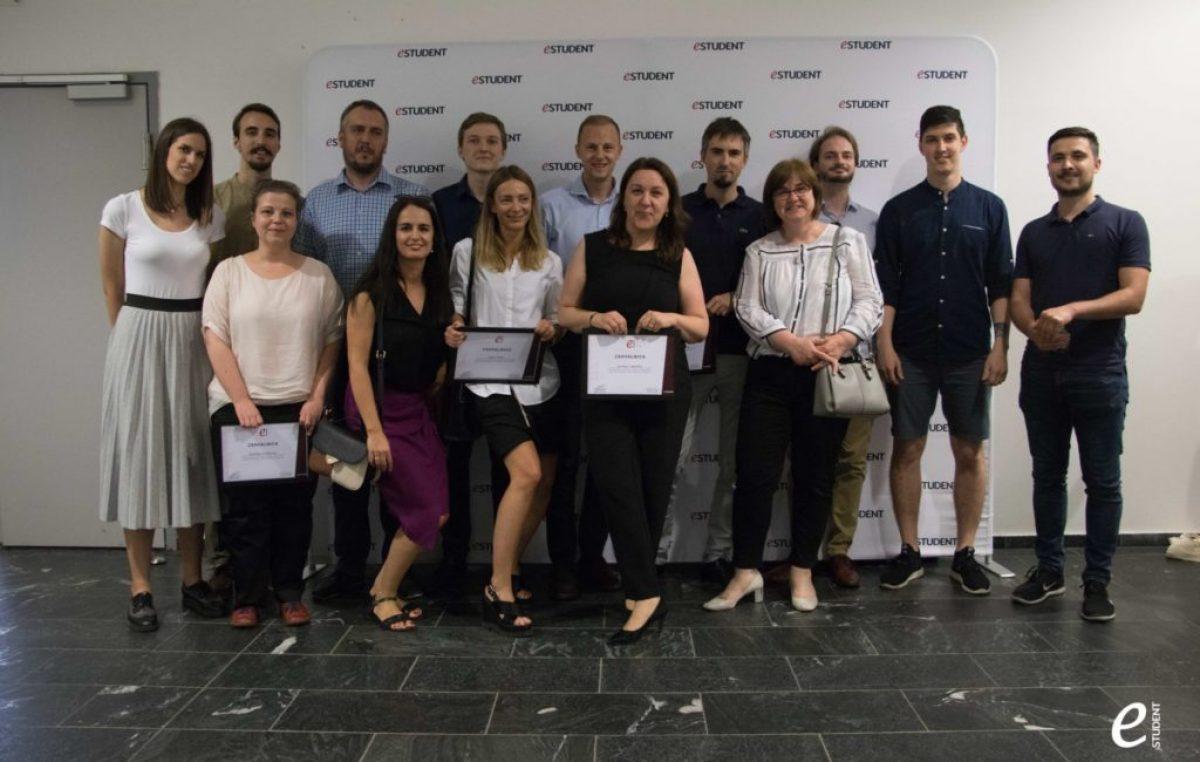 Riječki studenti Nino Požar i Karla Pavlović osvojili prvu nagradu na znanstvenom natjecanju 'Mozgalo'