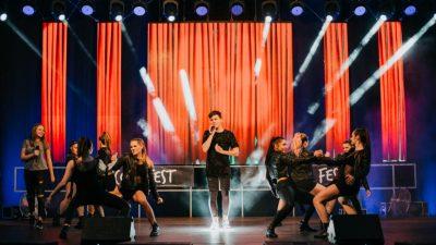 U Krku održan MusiCool Fest: Inovativan koncept talent showa 'začarao' mnogobrojnu publiku