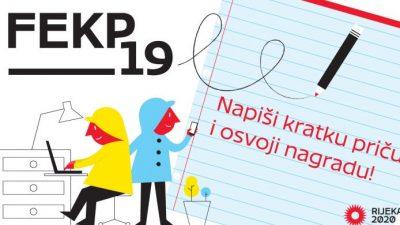 Žiri izabrao 11 finalista natječaja za kratke priče mladih autora FEKP19